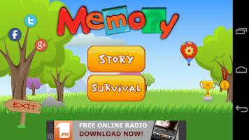 Screenshot of Memory Saga