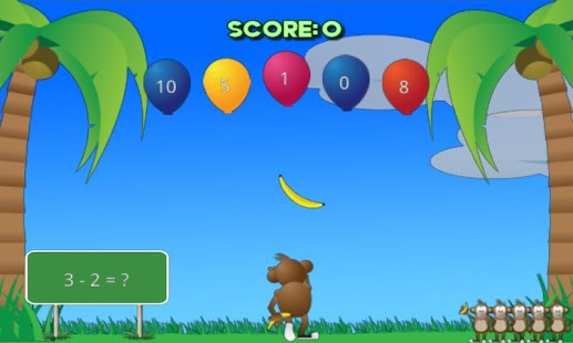 Math Monkey - screenshot thumbnail