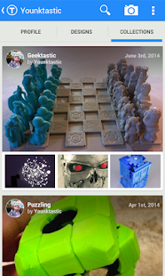Thingiverse - screenshot thumbnail