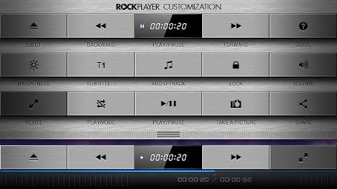 RockPlayer2 Screenshot 3