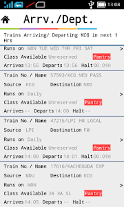 IRCTC ENQUIRY AND SMS BOOKING screenshot 2