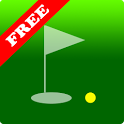 Golf GPS Anywhere FREE icon