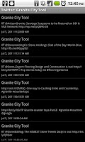 Screenshot of Granite City Tool