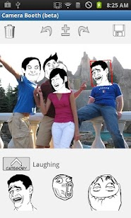 SMS Rage Faces - screenshot thumbnail