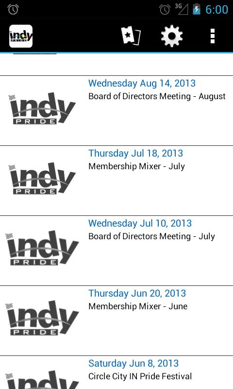 Indy Pride- screenshot
