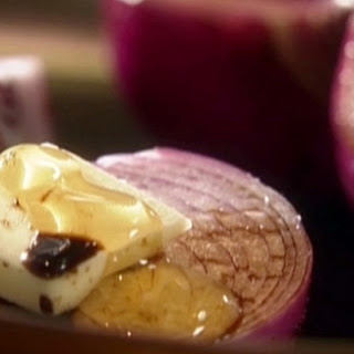 Red Onions Roasted with Balsamic and Honey Recipe