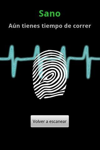 Detector Zombie Pro- screenshot