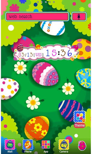 Happy Easter Wallpaper Theme 1.3 Windows u7528 1