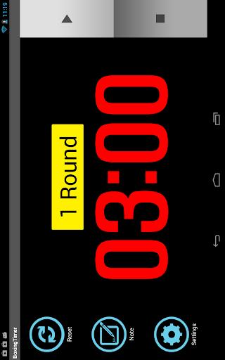 Boxing Timer (Training Timer) 5.4.8 screenshots 13