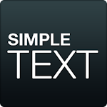 Simple Text-Text Icon Creator 3.6.3 Apk