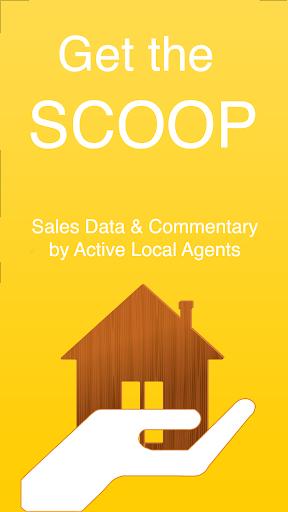SCOOP: Hyperlocal RE Agents