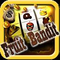 Fruit Bandit Slot Machine Game