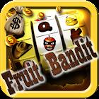 Fruit Bandit Slot Machine Game icon