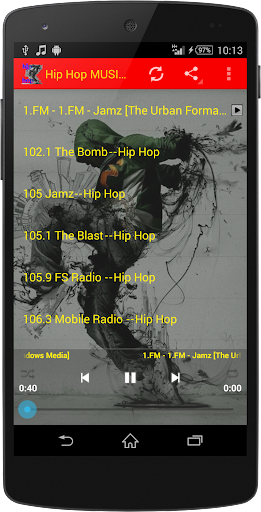 Hip Hop MUSIC Radio WorldWide  screenshots 17