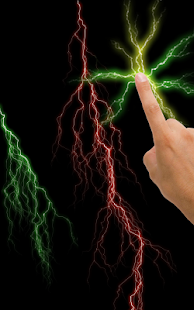 Electric Screen Live Wallpaper - screenshot thumbnail