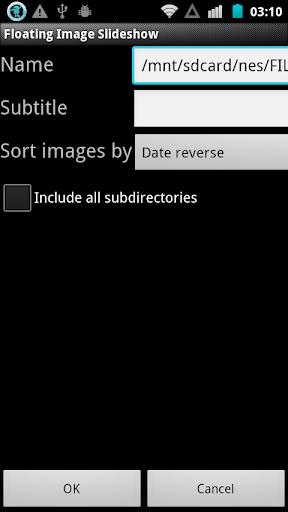 【免費通訊App】Floating Image Slideshow-APP點子