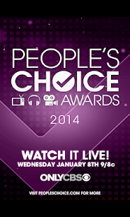 People's Choice Awards 2014 - screenshot thumbnail
