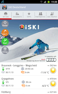 iSKI Deutschland - screenshot thumbnail