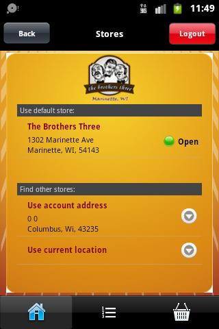 The Brothers Three- screenshot