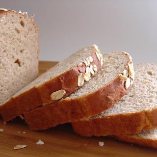 Oatmeal Wheat Bread
