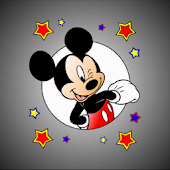 Mickey and the Seal LWP