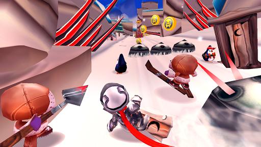 Skiing Fred  screenshots 3