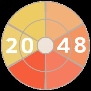 Circular 2048 for PC and MAC