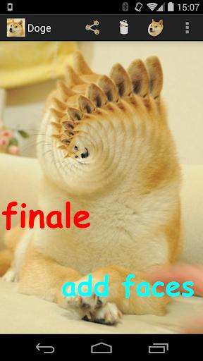 Doge Meme Creator screenshot