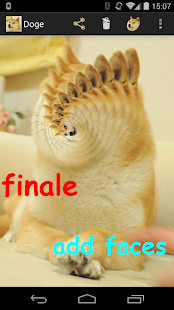 Doge Meme Creator- screenshot thumbnail
