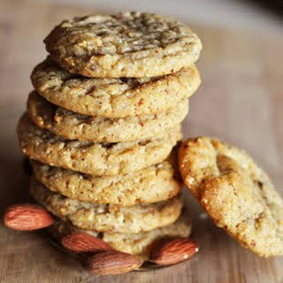 Chewy Almond Cookies Recipes.