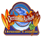 Logo of Oceanside Ale Works Dude