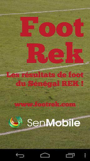 FootRek Sénégal