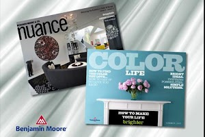 Screenshot of Benjamin Moore Publications