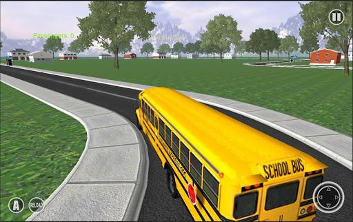 School Bus Driver RB