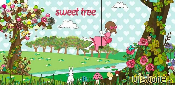 Sweet tree live wallpaper full apk