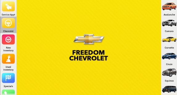 Freedom Chevrolet- screenshot thumbnail