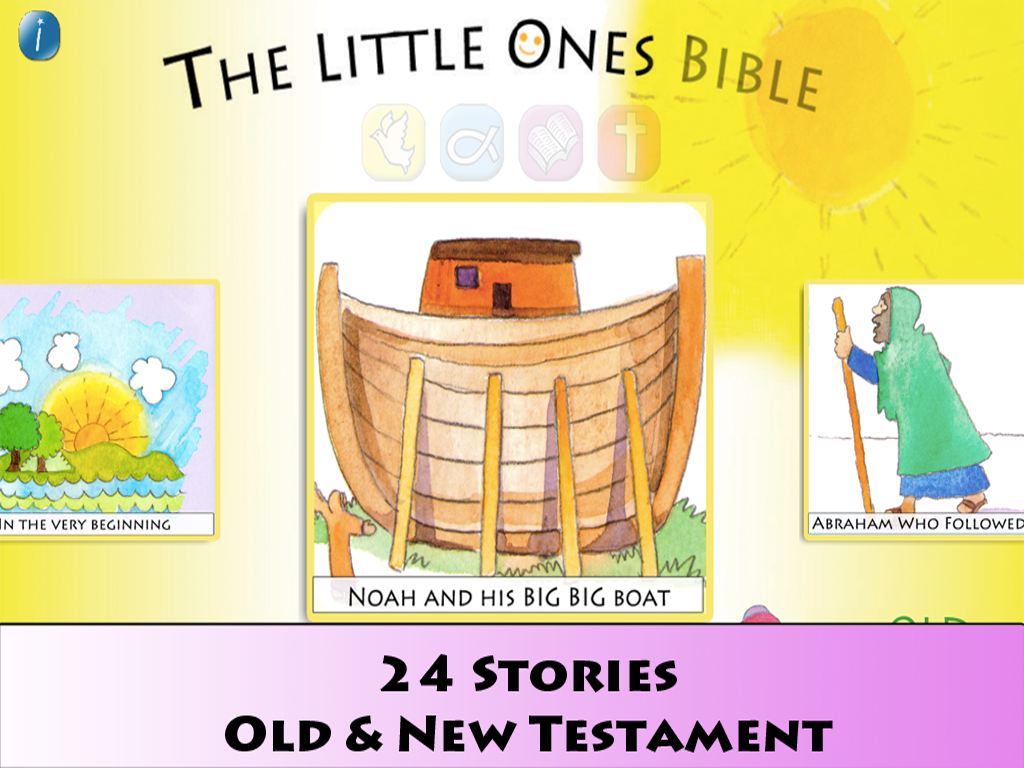 little bible kids free android apps on google play