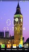 Screenshot of Countdown Live Wallpaper 2016