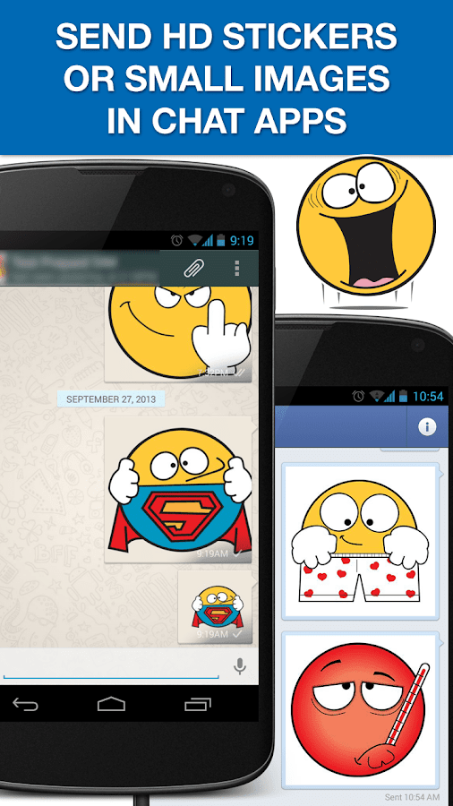 Emojidom: Chat Smileys & Emoji - screenshot