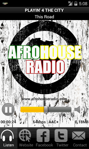 Afro House Radio
