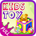 Kids Toy Alphabet Full icon