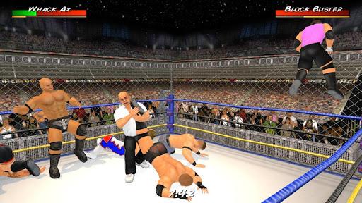 Wrestling Revolution 3D 1.640 gameplay | by HackJr.Pw 16