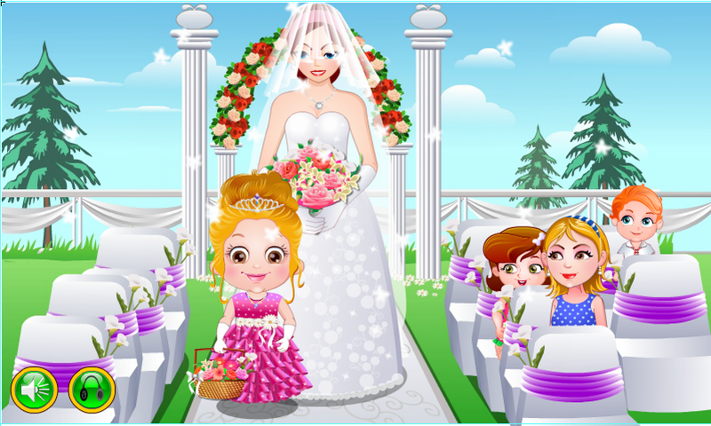 Baby Hazel Flower Girl - Android Apps on Google Play