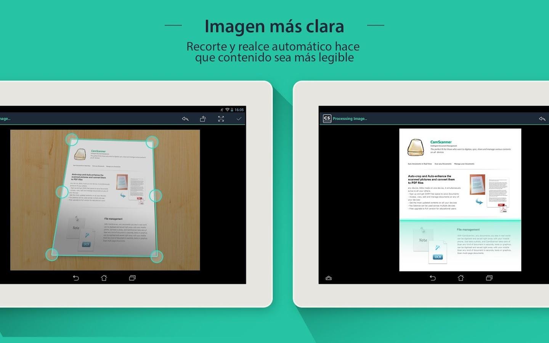 CamScanner - PDF Creator,Fax - screenshot