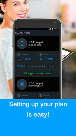 My Data Manager - Data Usage 5.6.1 screenshot 42778