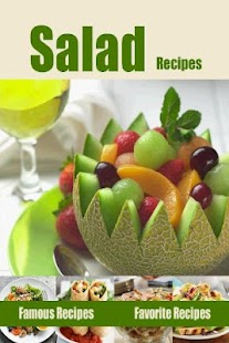250 Salad Recipes- screenshot thumbnail