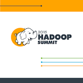 Hadoop Summit 2015 San Jose