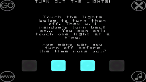 Turn Out The Lights - AD FREE