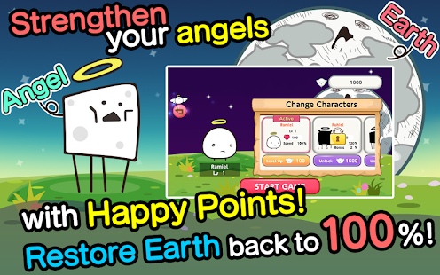 Angel Dash Hero!- screenshot thumbnail