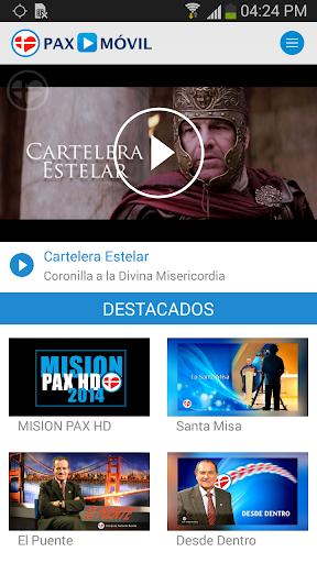 PAX TV Móvil
